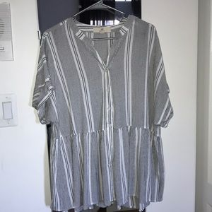 Thread and Supply T-shirt Dress